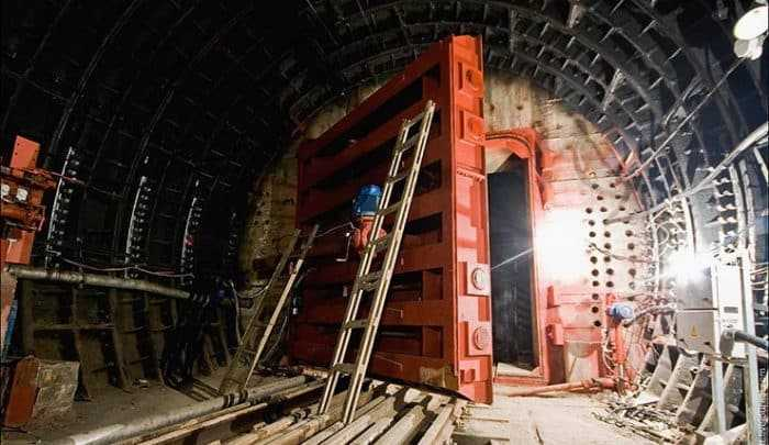 Проектирование и строительство зданий в зонах Московского метрополитена