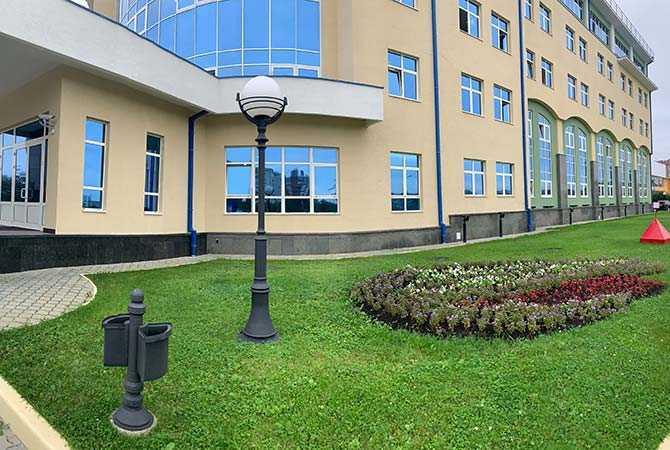 Административно-бытовой комплекс АО «Транснефть-Север»