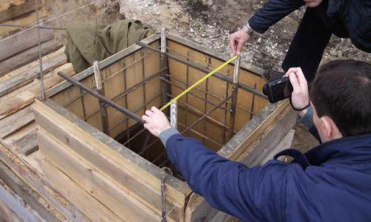 Кто осуществляет технический надзор за строительством